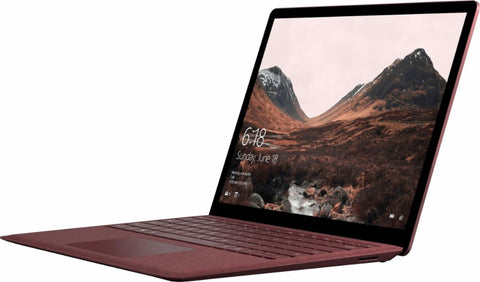 "Microsoft - Surface Laptop – 13.5"" - Intel Core i5 – 8GB Memory – 256GB Solid State Drive - Burgundy"