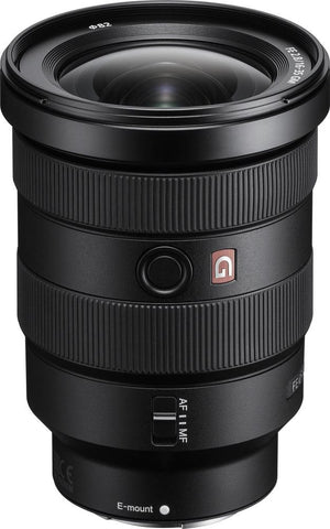 Sony - G Master FE 16-35mm f/2.8 GM Wide Angle Zoom Lens for Sony E-mount Cameras