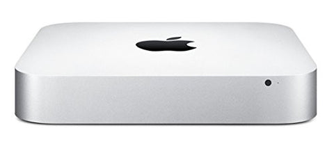 Apple Mac mini Intel Core i5 (1.4GHz) 4GB Memory 500GB Hard Drive White