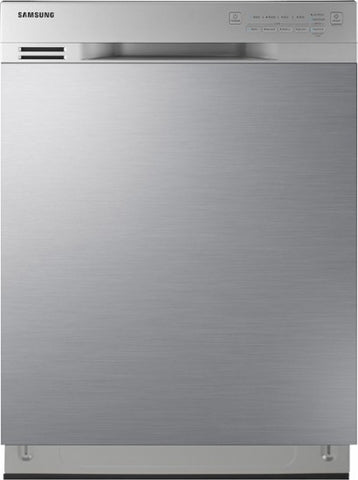 "Samsung - 24"" Front Control Built-In Dishwasher with Stainless Steel Tub - Stainless Steel Model: DW80J3020US"