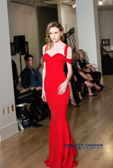 Pretty Woman Gown  | DOMINIQUE MEARNS