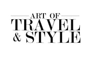 THE ART OF TRAVEL & STYLE |  VIP BOARDING PASS FOR TWO $675