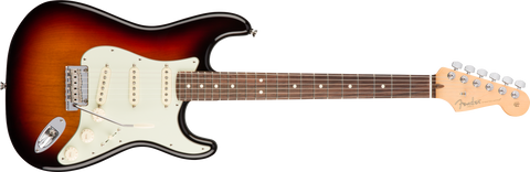 Image of Fender American Professional Stratocaster, Rosewood Fingerboard, 3-Colour Sunburst front