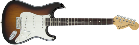 Image of Fender American Special Stratocaster, Rosewood Fingerboard, 2-Colour Sunburst front