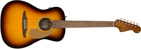 Fender California Traditional Malibu Player Sunburst