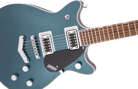 Gretsch G5222 Electromatic Double Jet BT Jade Grey Metallic