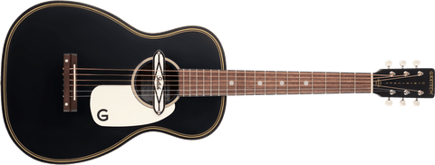 Gretsch G9520E Gin Rickey Electro-Acoustic Parlour in Smokestack Black