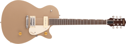 Image of Gretsch G2215-P90 Streamliner Junior Jet Club Sahara Metallic