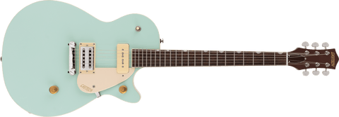 Gretsch G2215-P90 Streamliner Junior Jet Club Mint Metallic
