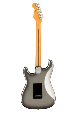Fender American Professional II Stratocaster Mercury back