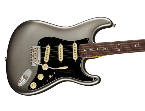 Image of Fender American Professional II Stratocaster Mercury