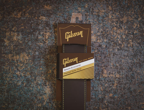 Gibson The Split Diamond Premium Guitar Strap