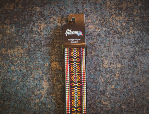 Image of Gibson The Ember Vintage Original Guitar Strap