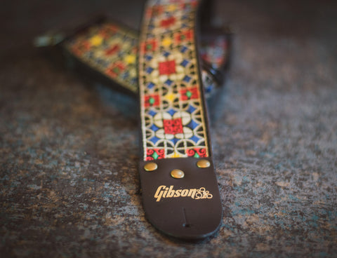 Gibson The Mosaic Vintage Original Collection Guitar Strap