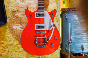 Gretsch G5232T Electromatic Double Jet FT Tahiti Red