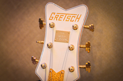 Image of Gretsch White Falcon Vintage Select - Music Bros.