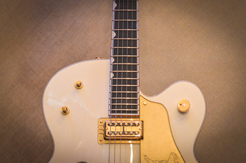 Gretsch White Falcon Vintage Select - Music Bros.