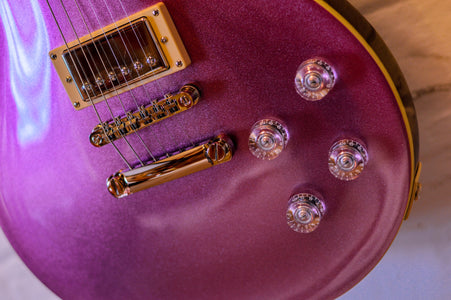 Epiphone Les Paul Muse Purple Passion Metallic Electric Guitar Music Bros.