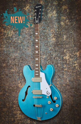 Epiphone Original Casino Worn Denim Blue