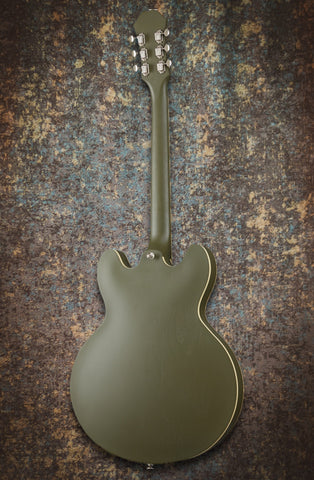 Epiphone Original Casino Worn Olive Drab