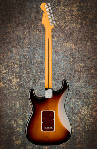 Image of Fender American Professional II Stratocaster 3-Colour Sunburst Rosewood Neck