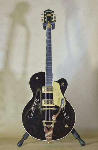 Image of G6120T-SW STEVE WARINER SIGNATURE NASHVILLE® GENTLEMAN WITH BIGSBY® Music Bros. Ltd  Front