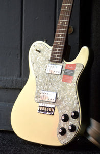 Fender Limited Edition American Professional Telecaster Deluxe with Rosewood Neck 2019 Champagne