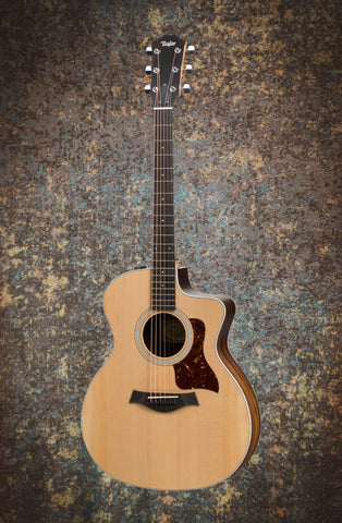 Taylor 214ce Rosewood/Spruce Electro-Acoustic Grand Auditorium