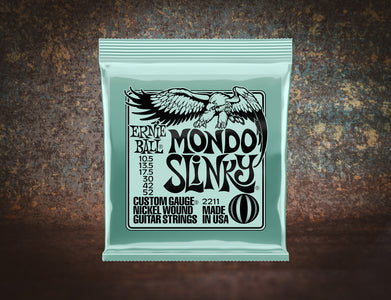 Ernie Ball 2211 Mondo Slinky Electric Guitar 6 Strings