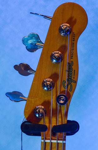 Image of Squier Classic Vibe '50s Precision Bass Sunburst