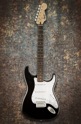 Image of Squier Bullet Stratocaster Black