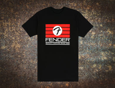 Fender Sci-Fi T Shirt XL Extra Large