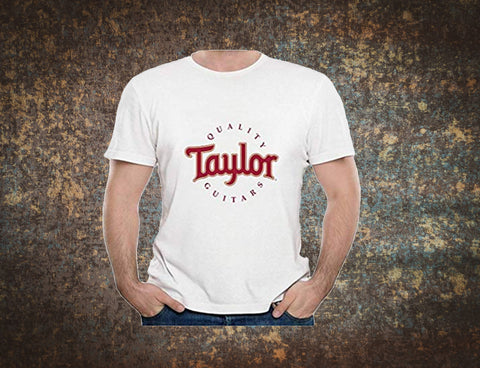 Taylor Red Logo T Shirt Small
