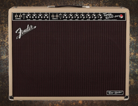 Image of Fender Tone Master Twin Reverb Blonde