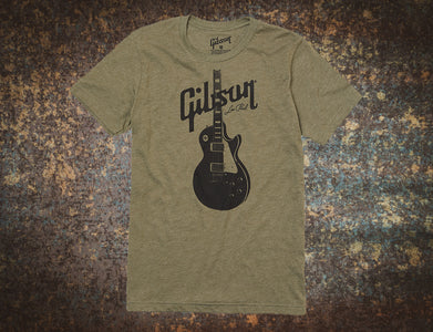 Gibson Les Paul T Shirt S