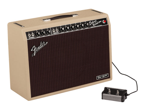Image of Fender Tone Master Deluxe Reverb Blonde