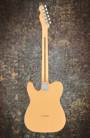 Image of Fender Limited Edition Lightweight Ash American Professional Telecaster, Maple Fingerboard, Honey Blonde