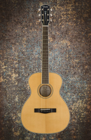 Fender PM-TE Travel Standard, Natural