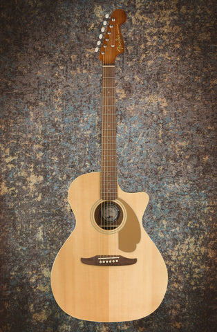 Fender Newporter Player, Walnut Fingerboard, Natural