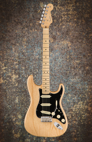 Image of Fender American Professional Stratocaster, Maple Fingerboard, Natural