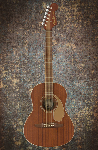 Image of Fender Sonoran Mini All Mahogany Acoustic