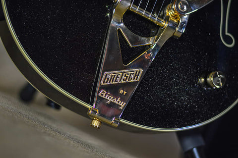 Image of G6120T-SW STEVE WARINER SIGNATURE NASHVILLE® GENTLEMAN WITH BIGSBY® Music Bros. Ltd  Bigsby