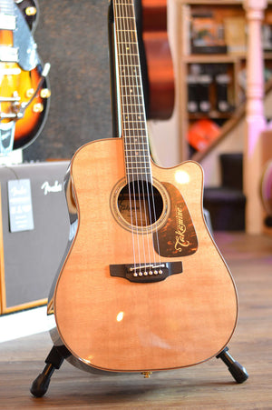 Takamine P7DC Natural