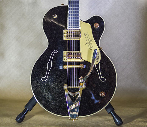 Image of G6120T-SW STEVE WARINER SIGNATURE NASHVILLE® GENTLEMAN WITH BIGSBY® Music Bros. Ltd Body