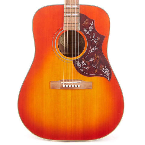 Image of Epiphone Hummingbird PRO Electro-Acoustic Faded Cherry