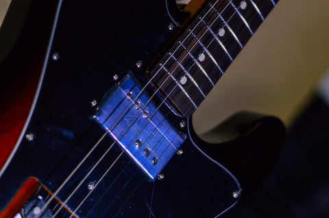 Image of Fender American Original 70s Telecaster Custom 3-Color Sunburst pickup