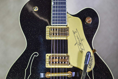 G6120T-SW STEVE WARINER SIGNATURE NASHVILLE® GENTLEMAN WITH BIGSBY® Music Bros. Ltd Pickups
