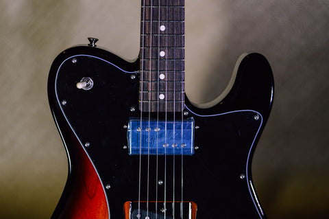 Image of Fender American Original 70s Telecaster Custom 3-Color Sunburst cutaway