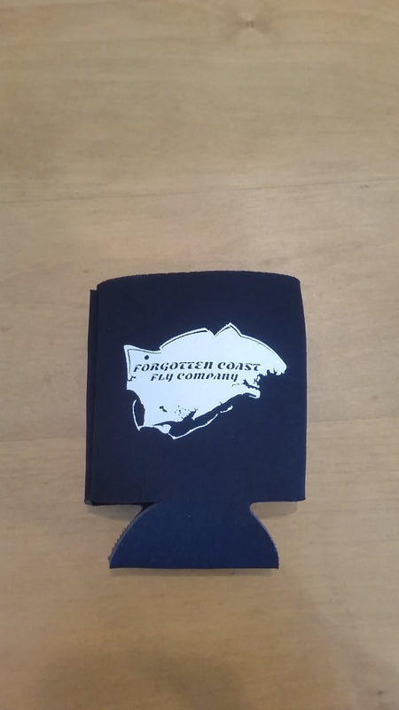 Forgotten Coast Fly Company Can Coozie