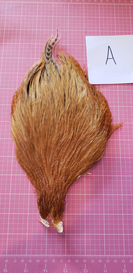 B&B Feathers & Fur Hackle